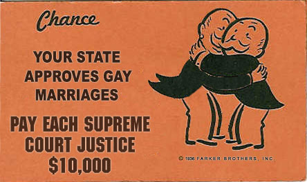 Novelty Monopoly Cards Chancecard_gaymarriage