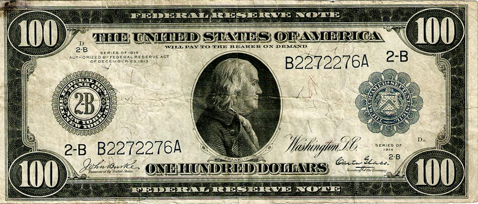 federal reserve paper Paper money: us - errors numismatic directory, with values and images (page 1.